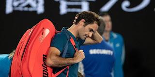 Roger Federer Knocked From Australian Open by Stefanos Tsitsipas