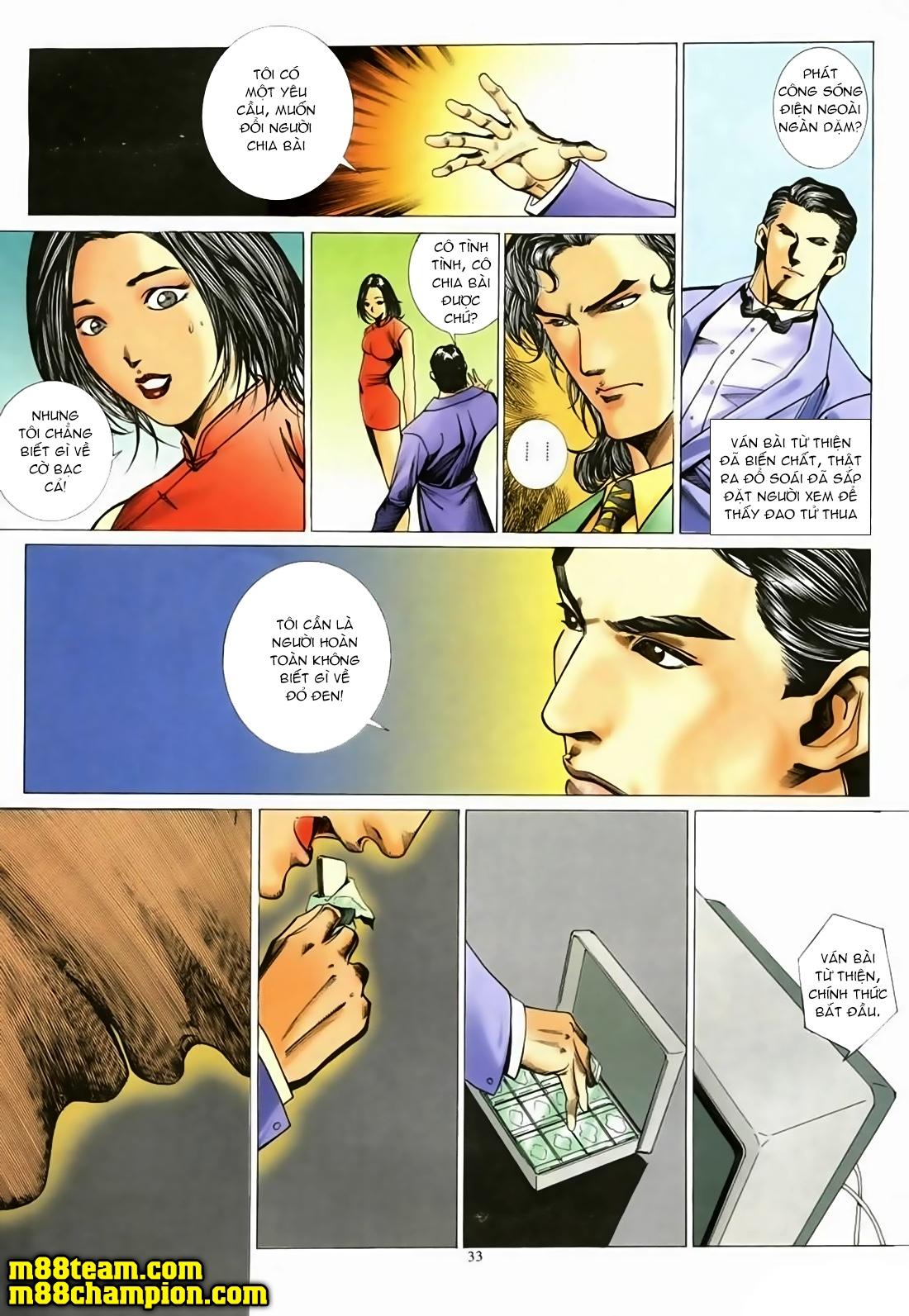 Đổ Hiệp Truyền Kỳ chap 1 - Trang 32
