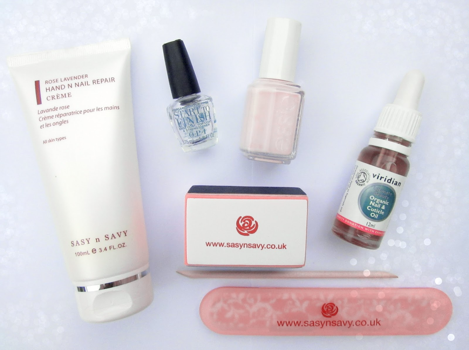 High Street Beauty Junkie: My 8 Steps To Happy, Healthy Hands & Nails!