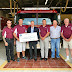 PHOTO: Ortt Presents $12,500 Check to Miller Hose Fire Company for New Equipment