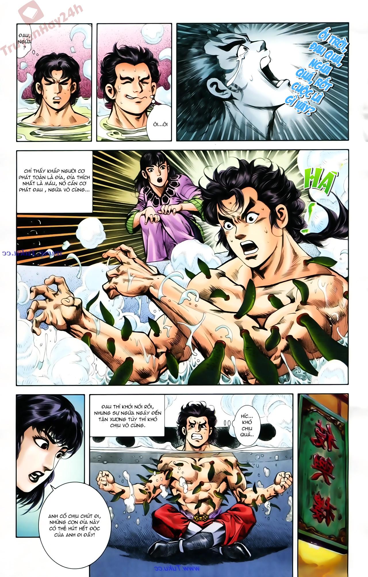 Cơ Phát Khai Chu Bản chapter 71 trang 25