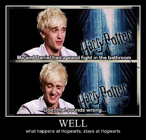 what happens at hogwarts