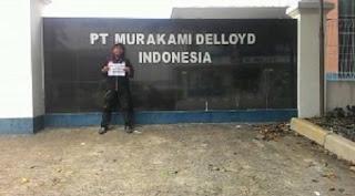 PT. Murakami Delloyd Indonesia Cikarang