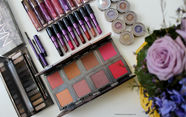080251aadfac5 The Artistic Hands  Urban Decay Fall 2015 New Products منتجات اربن ...