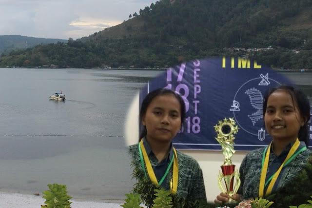 Si Kembar Ivo dan Evo Begadang Temukan Alternatif Penjernih Danau Toba, Hasilnya Menakjubkan!