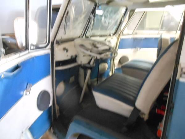 1966 Vw T1 Sliding Door Bus Buy Classic Volks