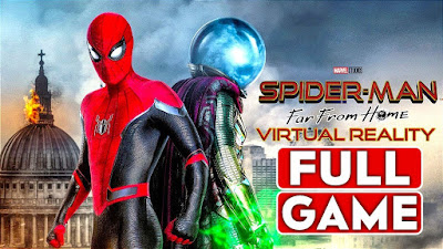 Spider Man Far From Home Game APK + OBB for Android