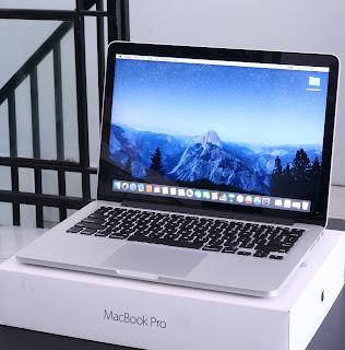 MacBook Pro Retina i5 13-inch Early 2015 Fullset Di Malang