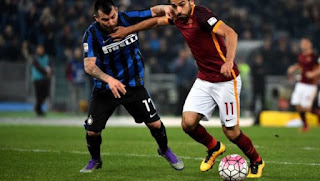 AS Roma vs Inter Milan Live Stream online today 26/8/2017