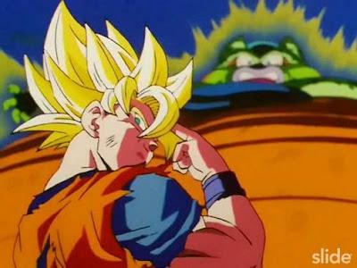 mortes de Goku