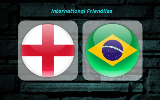 England vs Brazil Full Match & Highlights 14 November 2017