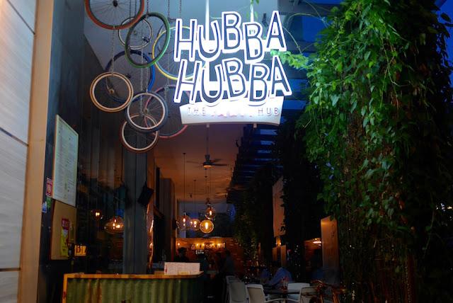 Hubba Hubba at Ceylon