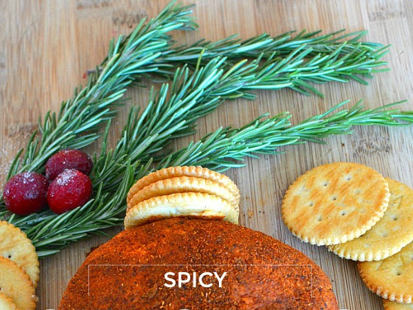 The Best Spicy Cheese Ball Recipe For The Holidays