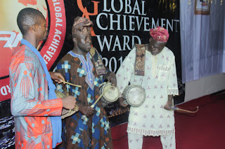 The Stellar launch of the Orange Global Achievement Awards