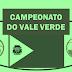 Campeonato Vale Verde: Meninos da Vila defende liderança neste domingo