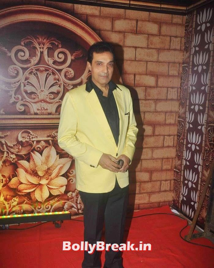 Dheeraj Kumar, Zee Rishtey Awards 2014 Photo Gallery
