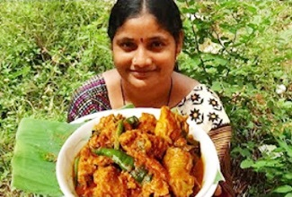 How To Make Country Chicken Recipe – Rooster Chicken Curry – Onion Chicken Masala Curry – Chicken Gravy