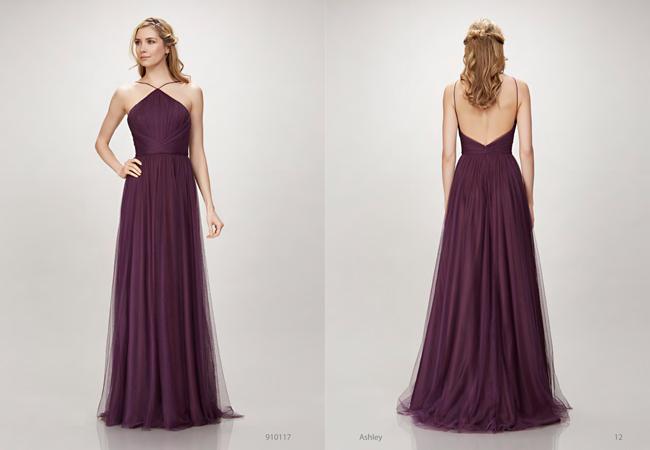 San Diego Style Weddings: Fashion Friday: Theia Bridal - Fresh New Bridesmaids Looks!
