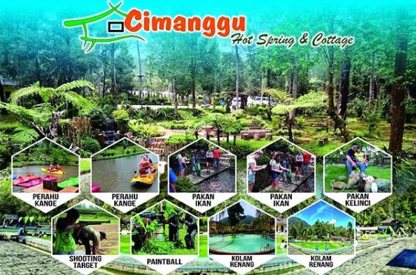 Taman Wisata Alam Cimanggu Hot Spring Cottage Harga