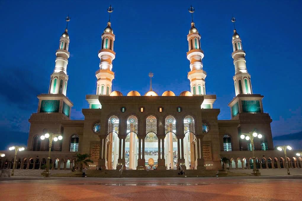 Masjid Islamic Center - Samarinda