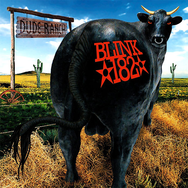 "blink-182's ""Dude Ranch"" turns 23 years old today"