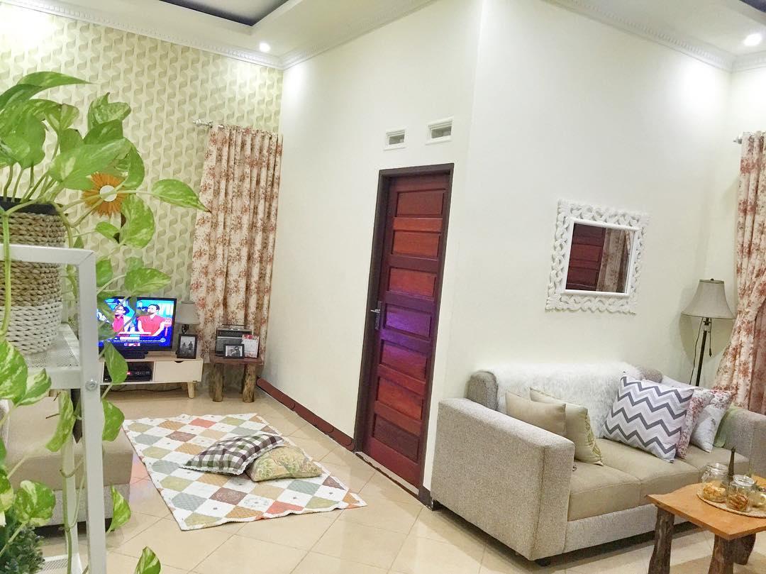 Dekorasi Ruang Tamu Minimalis Type 36 2020 Desain Rumah