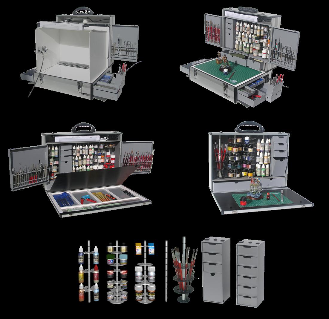 Hive Zero Amazing Portable Paint Stations