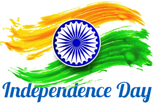 Happy Independence Day (15 August)
