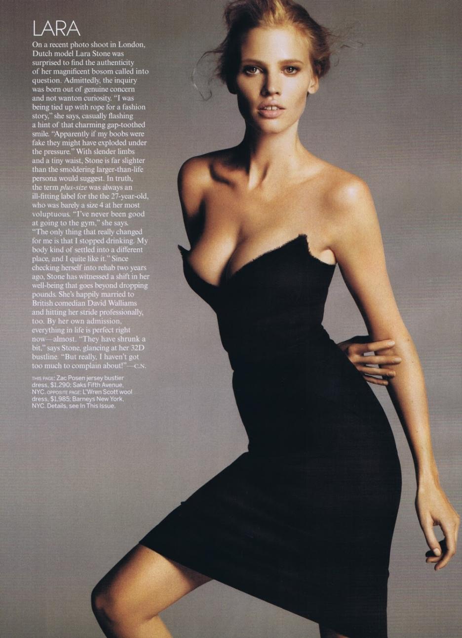 Super Model Lara Stone  Full Biography - Hot Sexy Models -6468