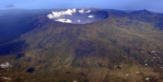1. Letusan Gunung Tambora