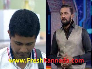 pratham and sudeep bigg boss kannada