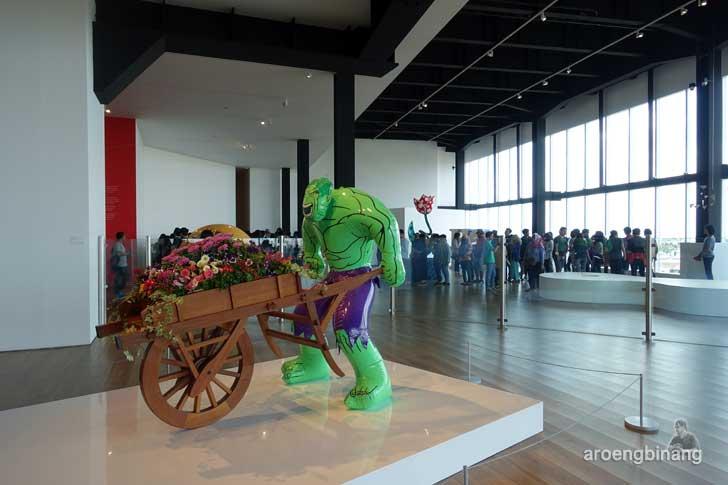 hulk museum macan
