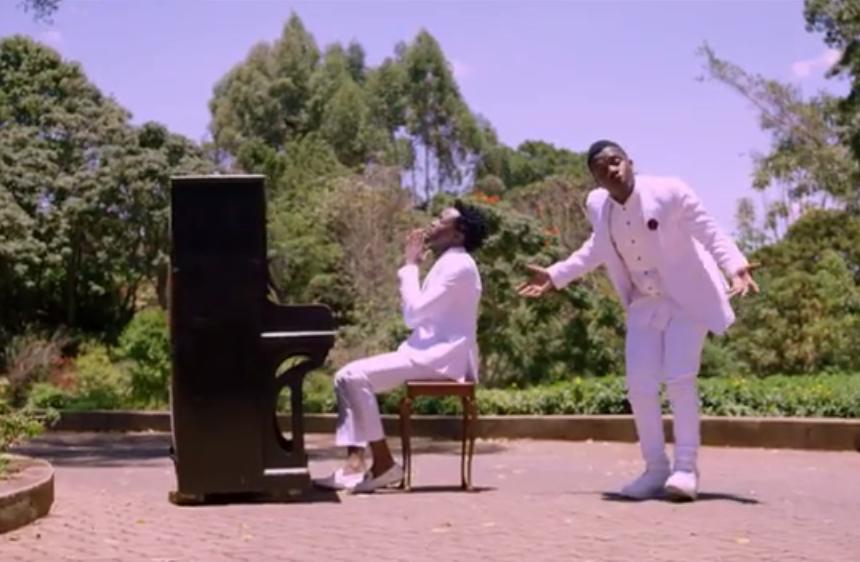 NEW VIDEO | Bahati Ft Rayvanny - Nikumbushe ( Official Music