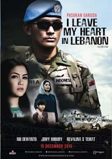 Pasukan Garuda: I Leave My Heart In Lebanon (2016)