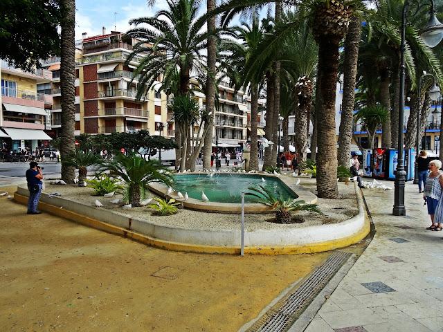 Costa Blanca, Hiszpania. Benidorm