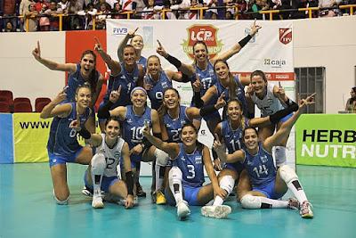vôlei feminino Tóquio América do Sul