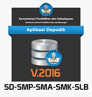 Download Dapodik Versi Terbaru V.2016