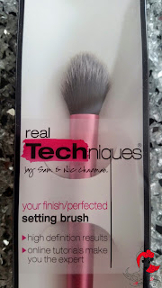 Real Techniques - Setting Brush - www.annitschkasblog.de