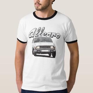 Austin Allegro paita