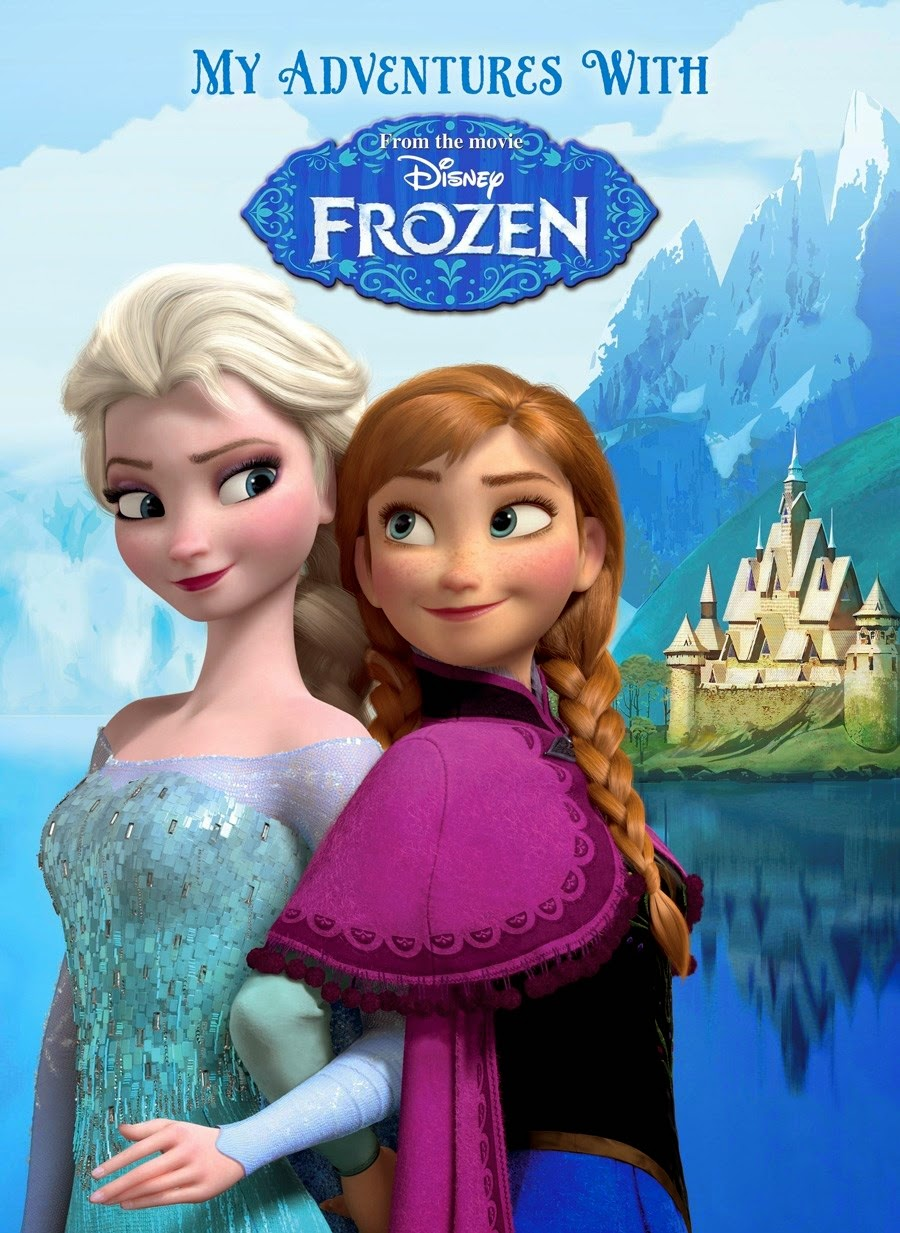 Personalised My Adventures With Disney Frozen