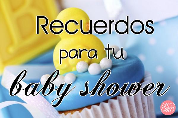 Como Hacer Recuerdos Para Baby Shower I Love Baby Shower