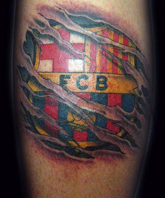 Tatuaje Barcelona