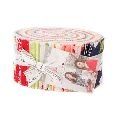 Winner: Jelly roll giveaway with Stitches 'n Giggles