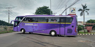 Bus Pariwisata SHD Jetbus 2+