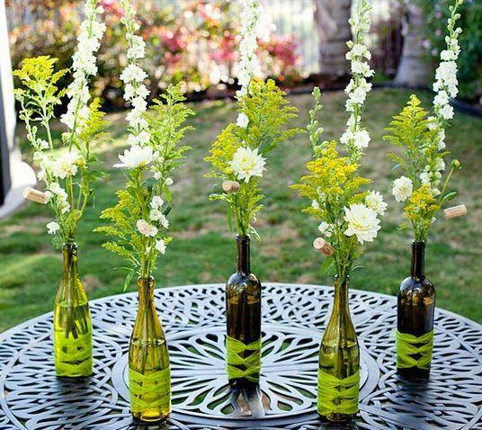 Pot Bunga Gantung Dari Botol Bekas Home Desaign