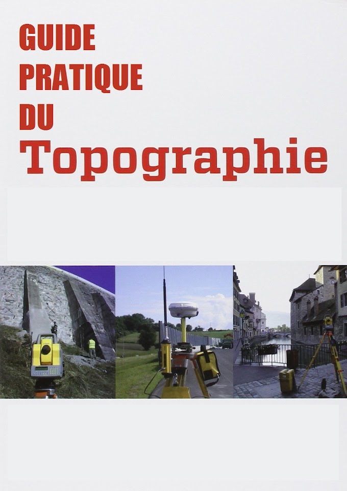 GUIDE PRATIQUE DU TOPOGRAPHE
