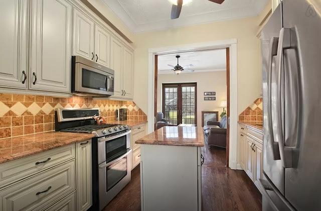 Luxury Brooklyn Brownstone (Kosher) Kitchen