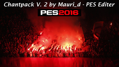 [PES 2016 PC] CHANTPACK VERSION 2