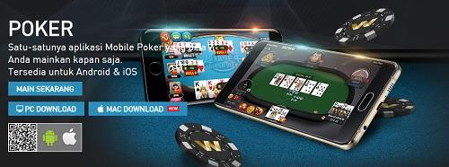 Poker trực tuyến W88