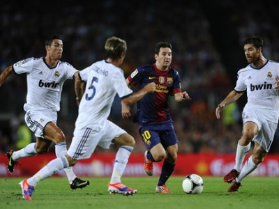 Barcelona vs Real Madrid, semifinal copa del Rey